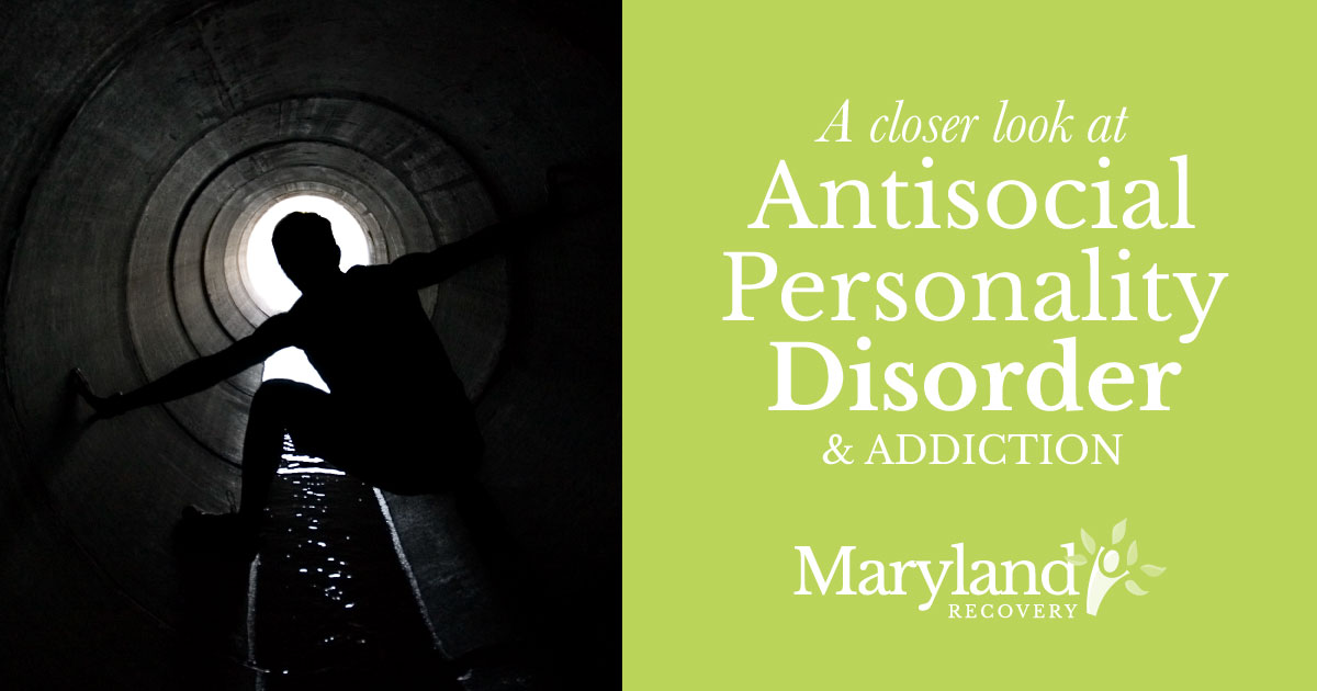 A Closer Look at Antisocial Personality Disorder and Addiction
