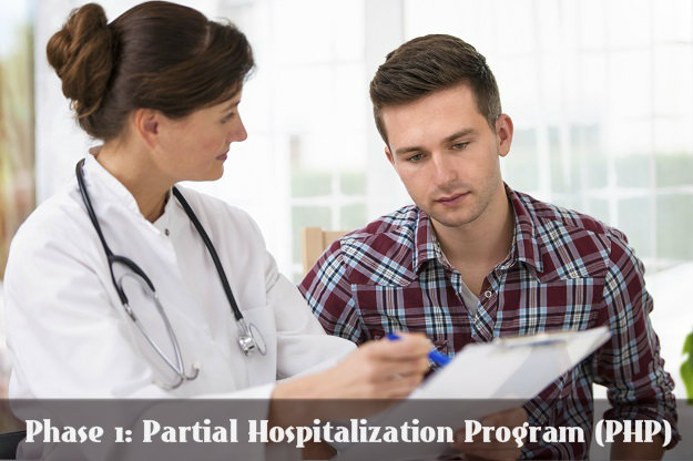 Phases Of Care – Phase 1: Partial Hospitalization Program (PHP)