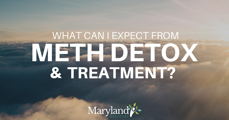 What Can I Expect From Meth Detox And Treatment?