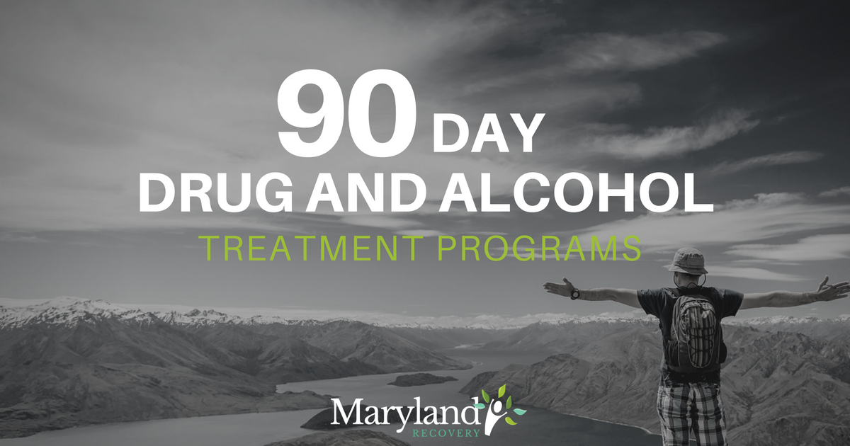 90 Day Drug And Alcohol Treatment Programs Give The Best Chances For Successful Recovery