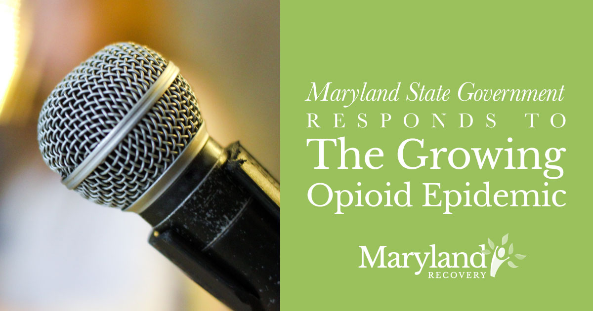 Maryland Declares State of Emergency over Continuing Opioid Health Crisis